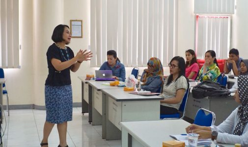 HIMANAIR Holds Training on Legal Journal Article Writing