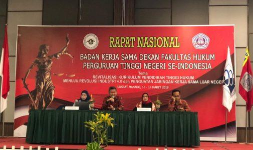 FH UNAIR MENJADI BEST PRACTICE BAGI FH SE- INDONESIA DALAM PENGEMBANGAN JEJARING INTERNATIONAL