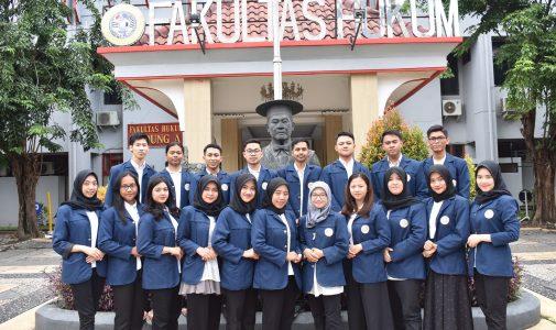 FH UNAIR Kirim Delegasi NMCC Piala Mahkamah Agung XXII