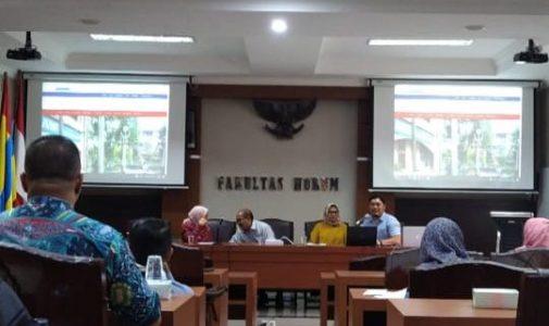 Persiapan Visitasi Akreditasi Prodi Magister Kenotariatan FH UNAIR